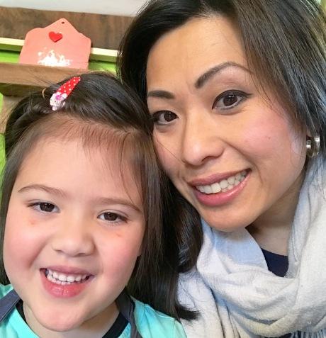 Mommy and Naya